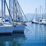 Заметка про яхтинг. Приемка лодки, тузик и неизбежные в море случайности